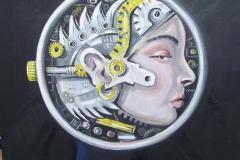 Biological Clock.   (Sold)
