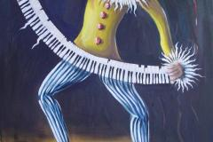 Piano Act   ( Sold)