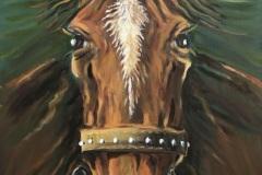 Plough-Horse.