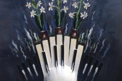 Flowering Keys.    (Sold)